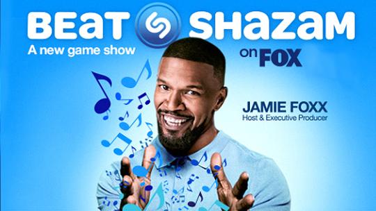 Jamie Foxx for  Beat Shazam