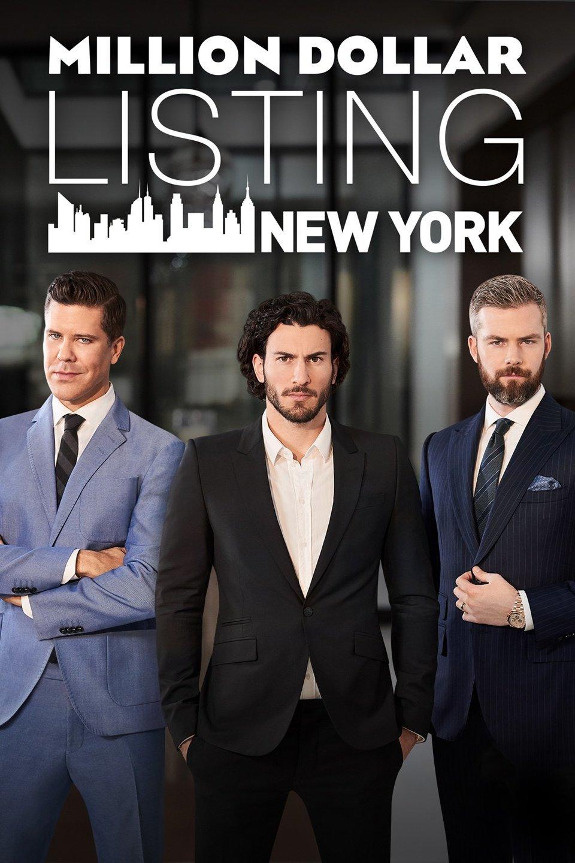 Fredrick, Steve, Ryan for  Million Dollar Listing New York
