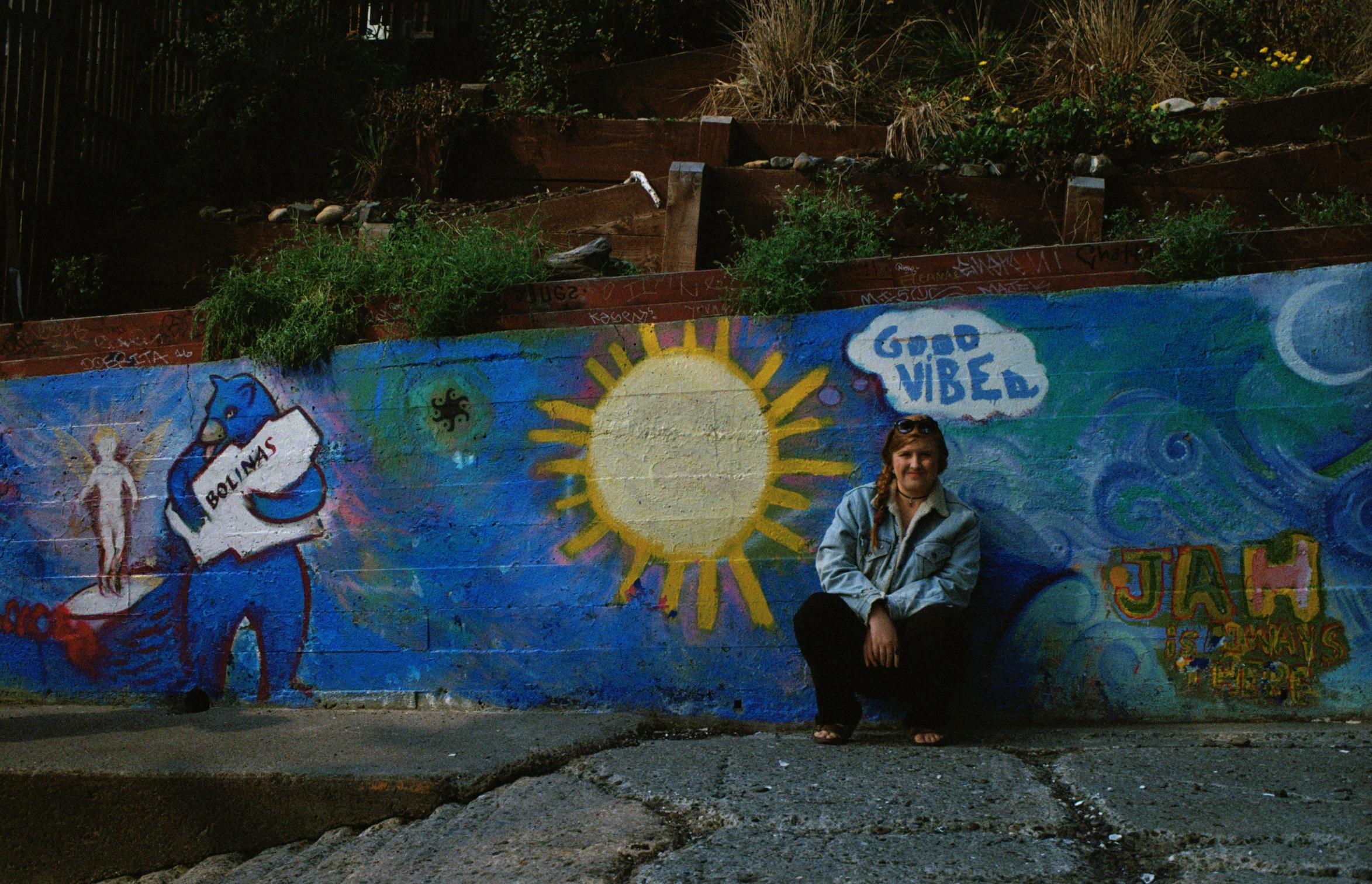 Good Vibes in Bolinas, California
