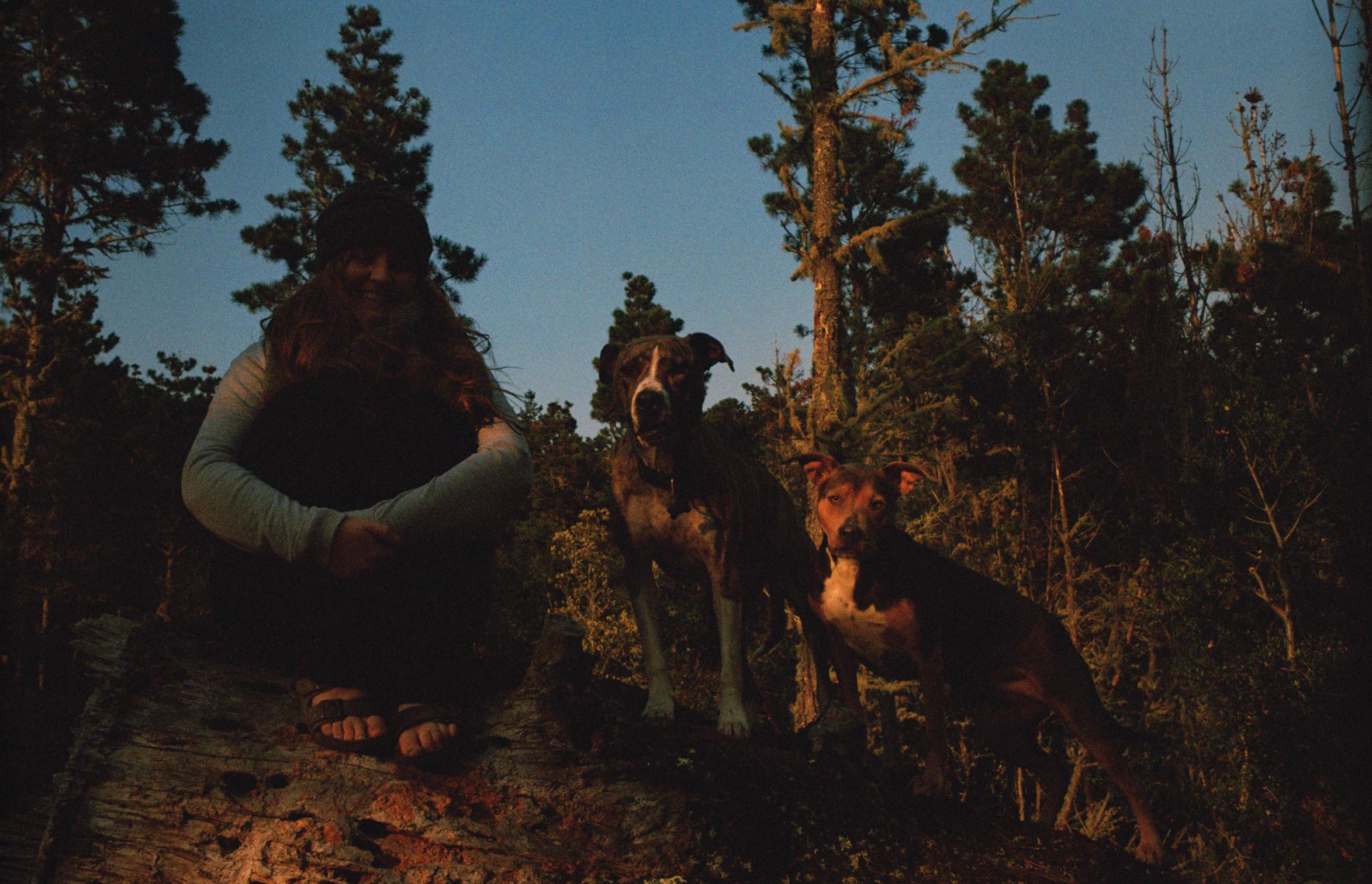 Tribe in Inverness, California