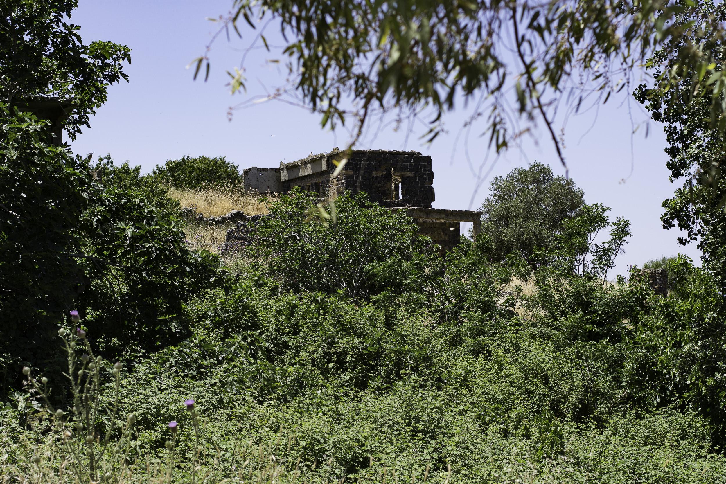 Ruins of Ein Fit village