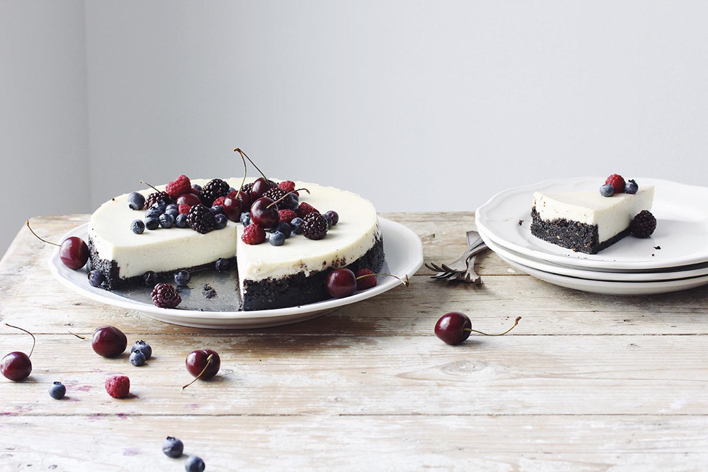 cheesecake, recipe, food, foodie, tasty, berries, foodphotography
