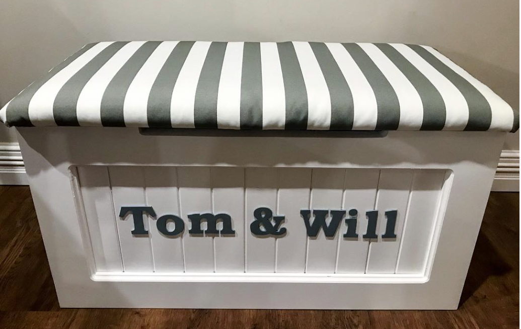 Twin Custom Personalised Grey Toy Box.png