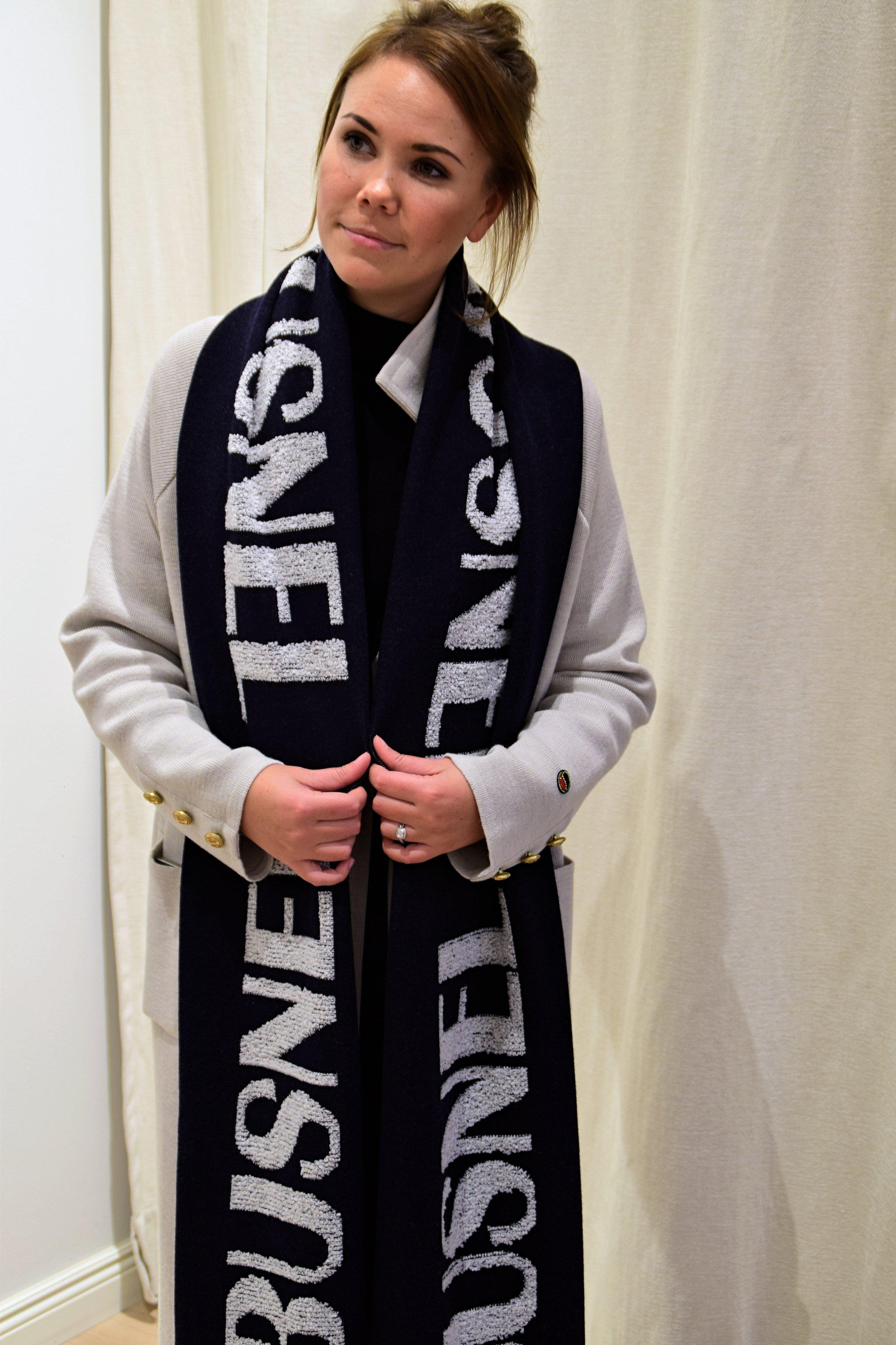 Beaune Scarf & Avignon Jacket, Busnel