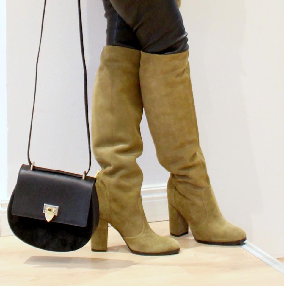 afKlingberg boots, Decadent bag