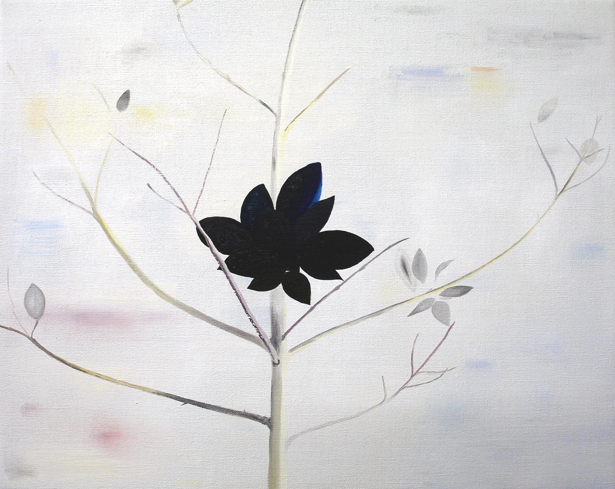 Bunch    2008, oil on canvas, 40 x 50cm