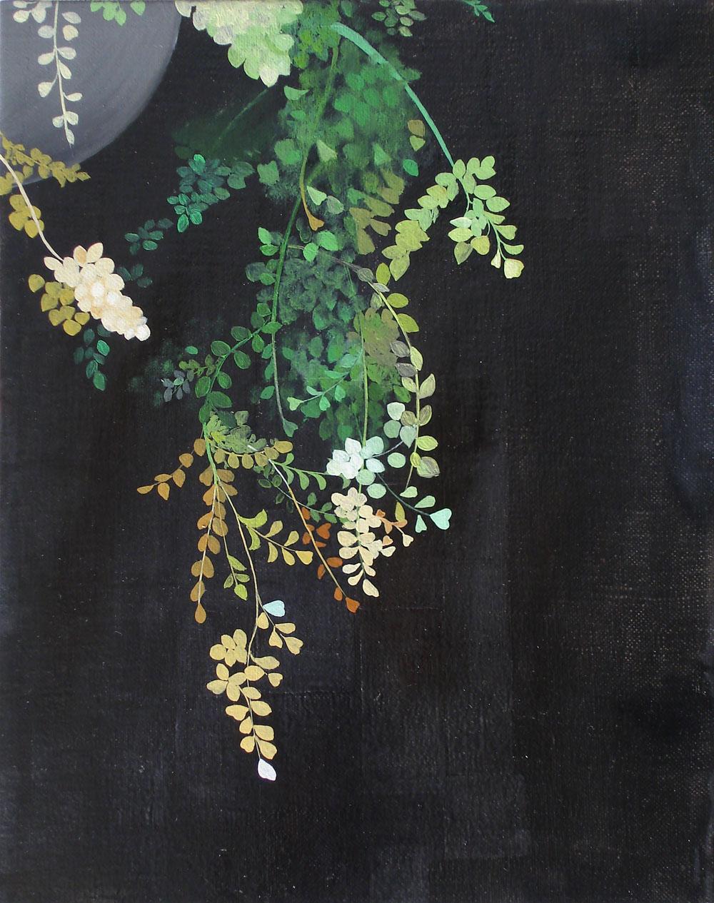 Basket    2007, oil canvas, 34 x 32cm