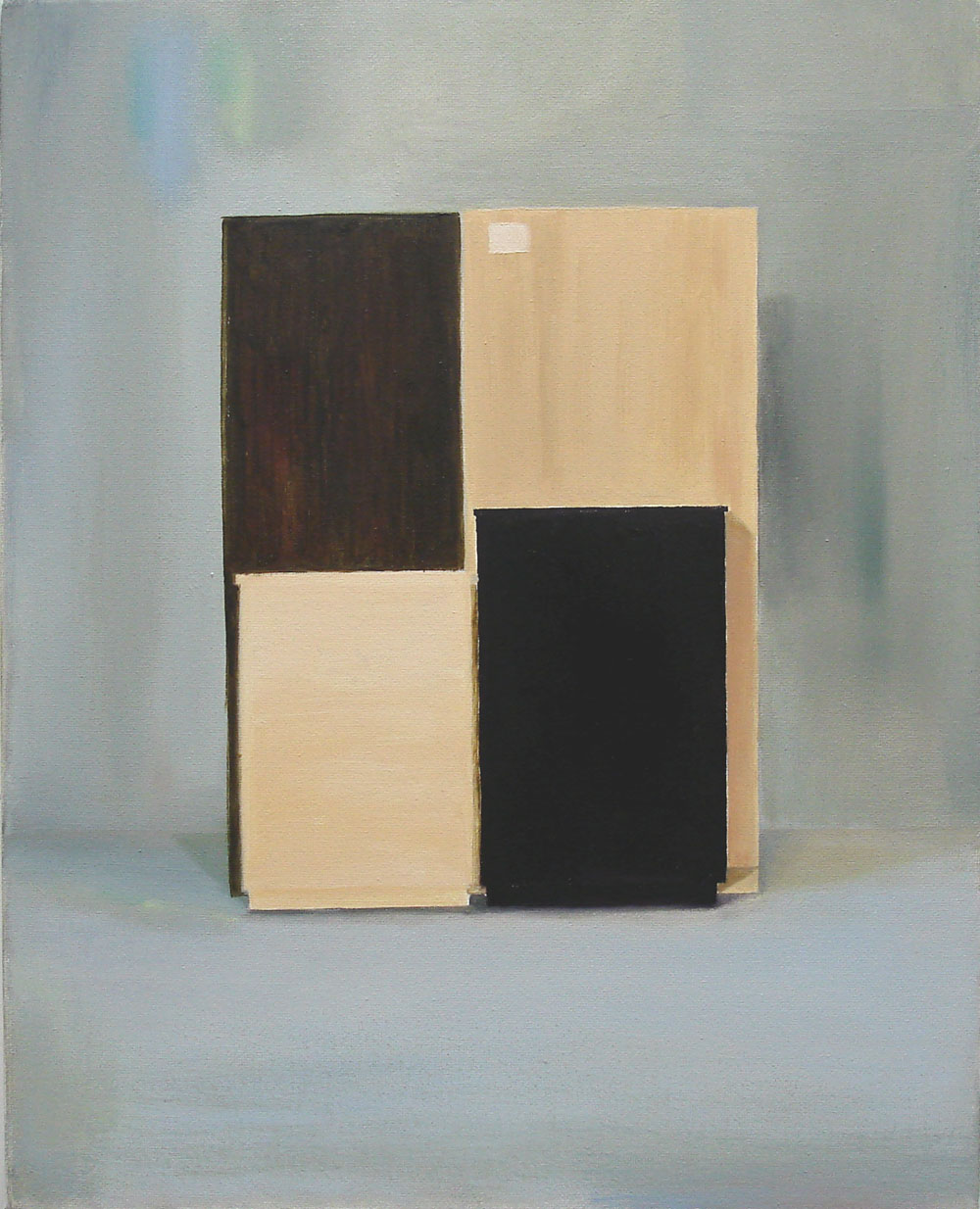 Furniture    2010, oil on canvas, 30 x 24cm