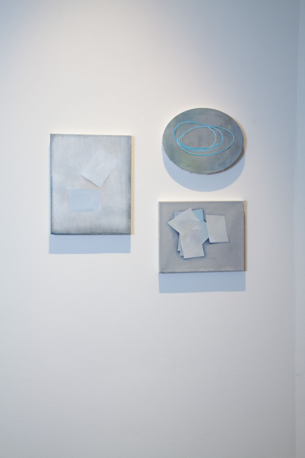 Installation view 'New Foragers'    Collyer Bristow Gallery