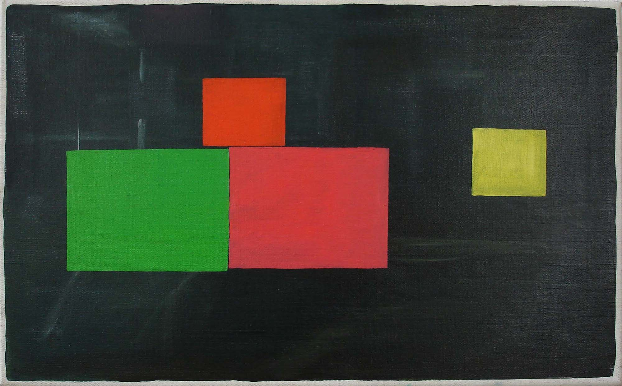 Untitled    2003, oil on canvas, 46 x 35cm