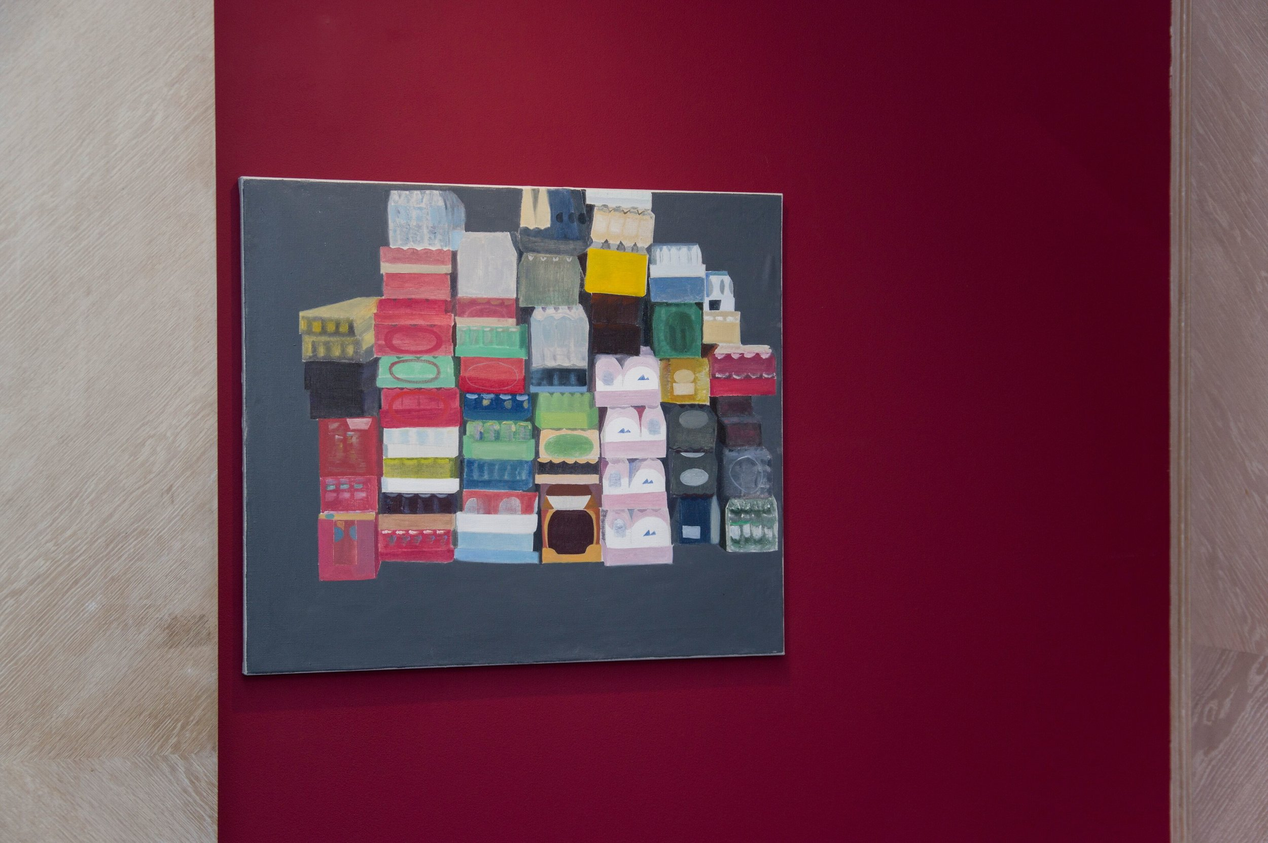 'Bottles and Cans' in Re-Assemble  Photograph by David X Green