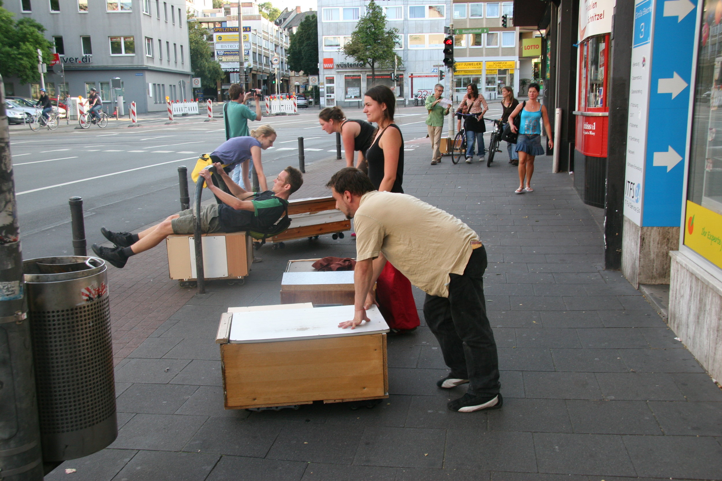 %22Mfg aus Upper Bleistein%22 3 ,2009, öffentlicher Raum,Foto Erik Cusminus.JPG