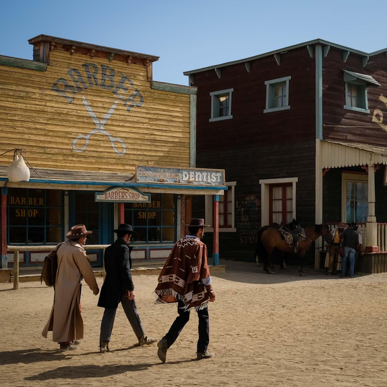 The Fairytale of Sergio Leone's Old West  — Almeria and Burgos