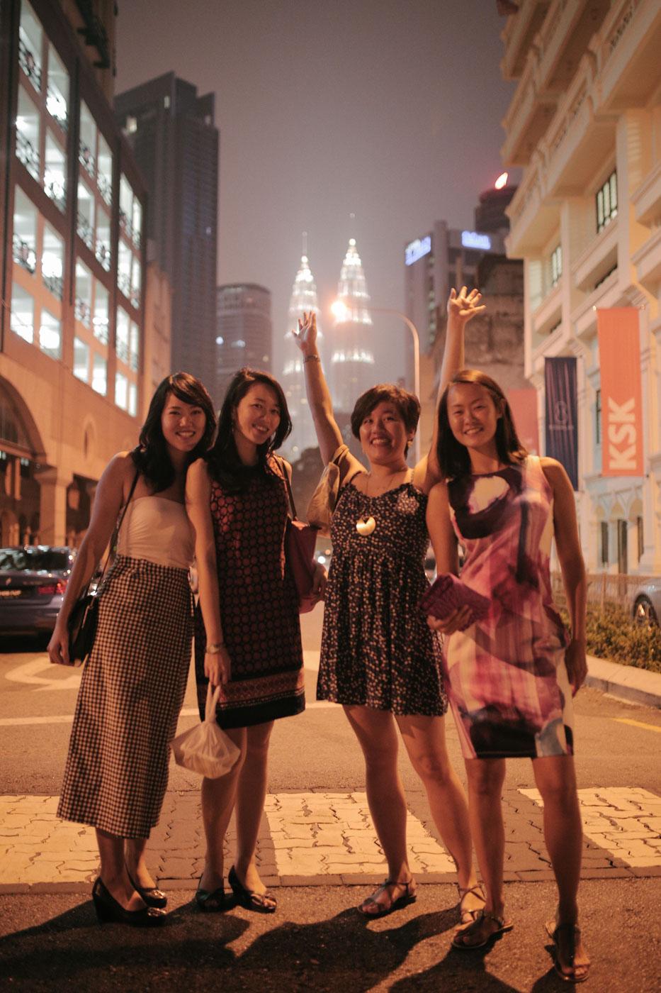 How to See My City  — Kuala Lumpur