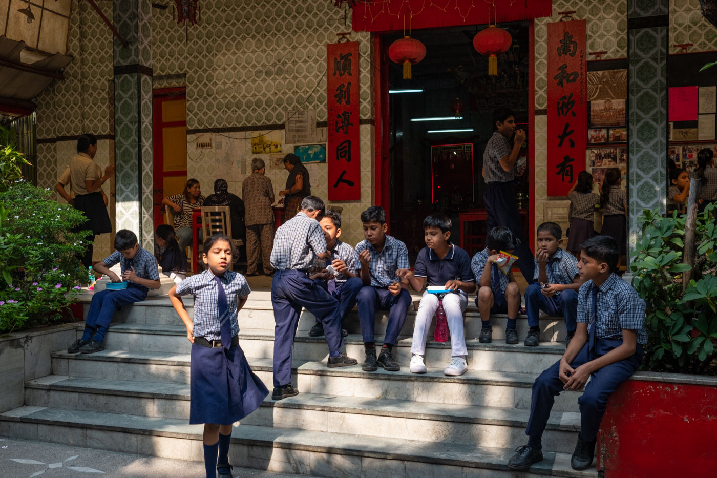 From  Kolkata, India  — On cultural survival, contentious histories, and what makes a Chinatown in this modern age in light of the drastically dwindled numbers of Chinese in the city. (Supported by the  Out of Eden Walk  project and the National Geographic Society.)
