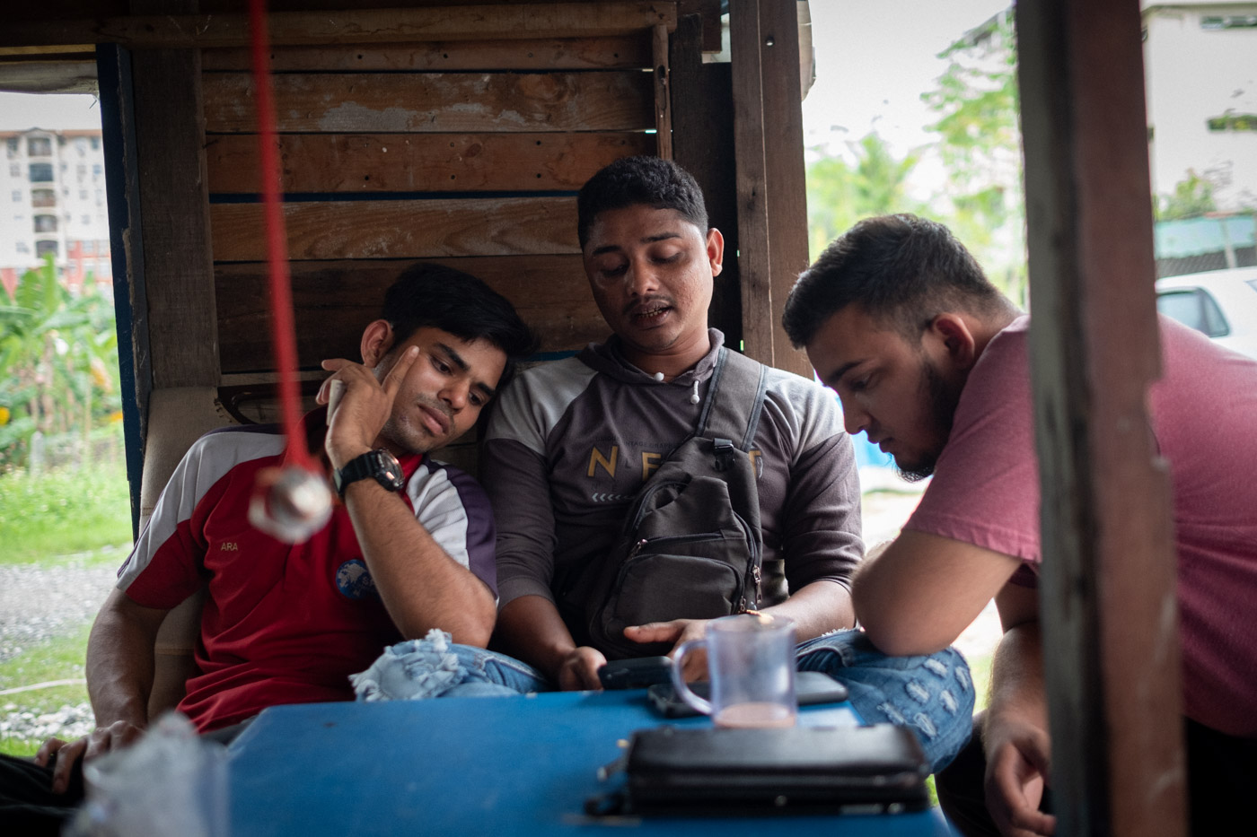 From Selangor, Malaysia —  Fast friends, Rohingya refugees in exile rebuild their lives in Malaysia  (Read at  Public Radio International )