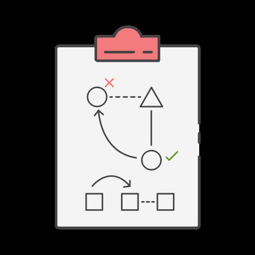 Blauwdruk & Design - Allereerst maken we een blauwdruk van de website. In de blauwdruk stellen we ons zelf de vraag hoe de website kan bijdragen aan jouw succes. Wat is je doelgroep? Wat wil je bereiken met de website? Hoe navigeren gebruikers door de website? Daarnaast bepalen we het design, kleurenpalet en lettertype. Welke content wil je in je website hebben? Ik voer een kernwoorden analyse uit om je website te optimaliseren voor de zoekmachines (SEO).