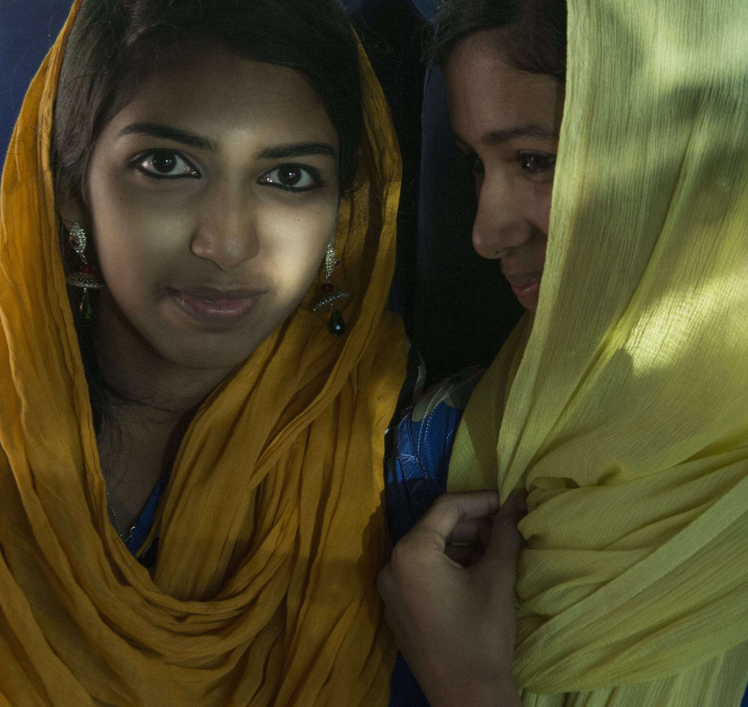 India for National Geographic