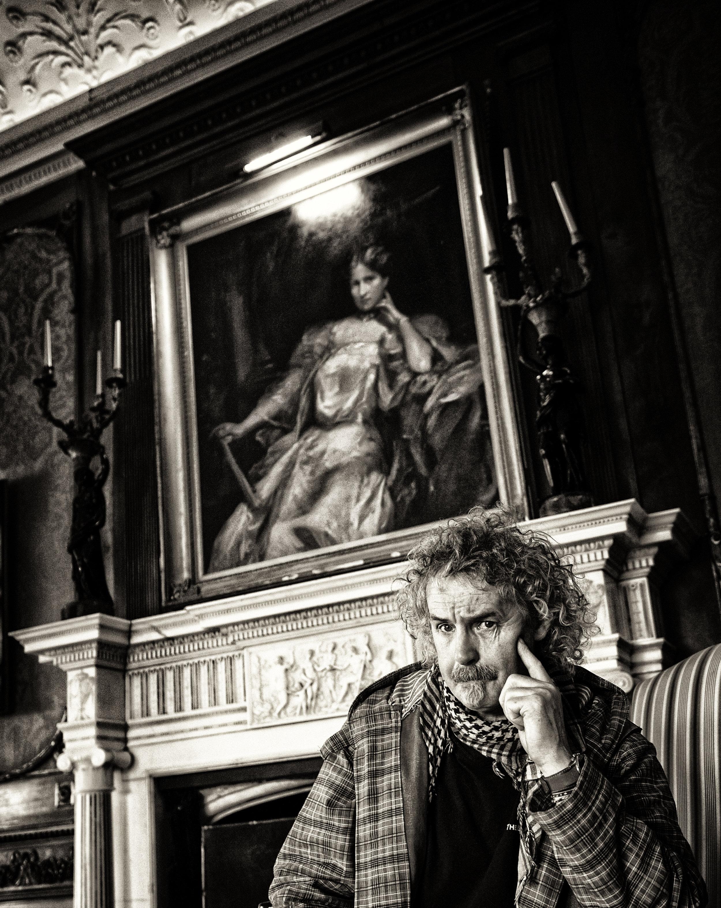 Storyteller Skibo Castle Scotland for LXRY-magazine