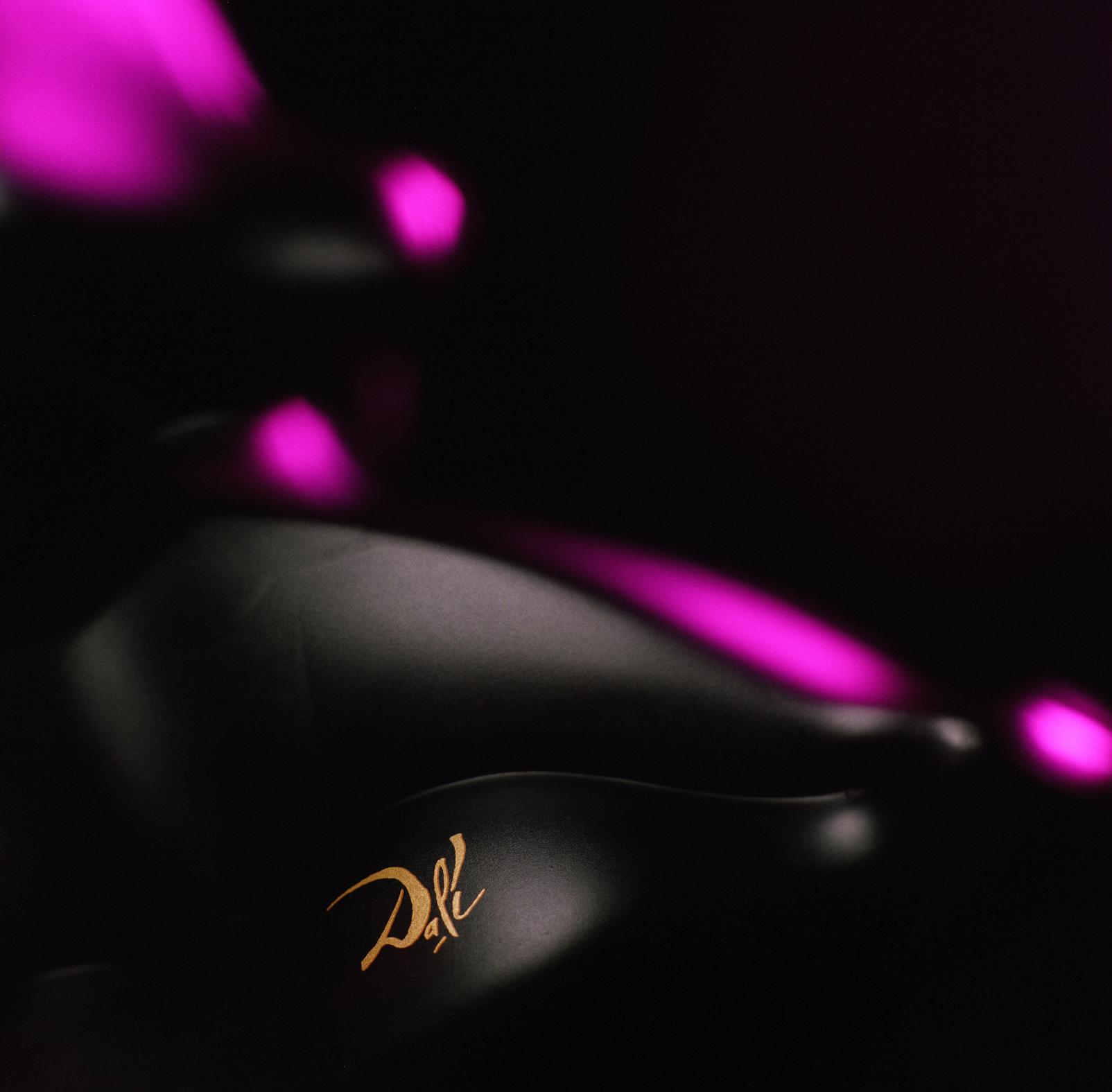 Ad campaign for Dali perfume