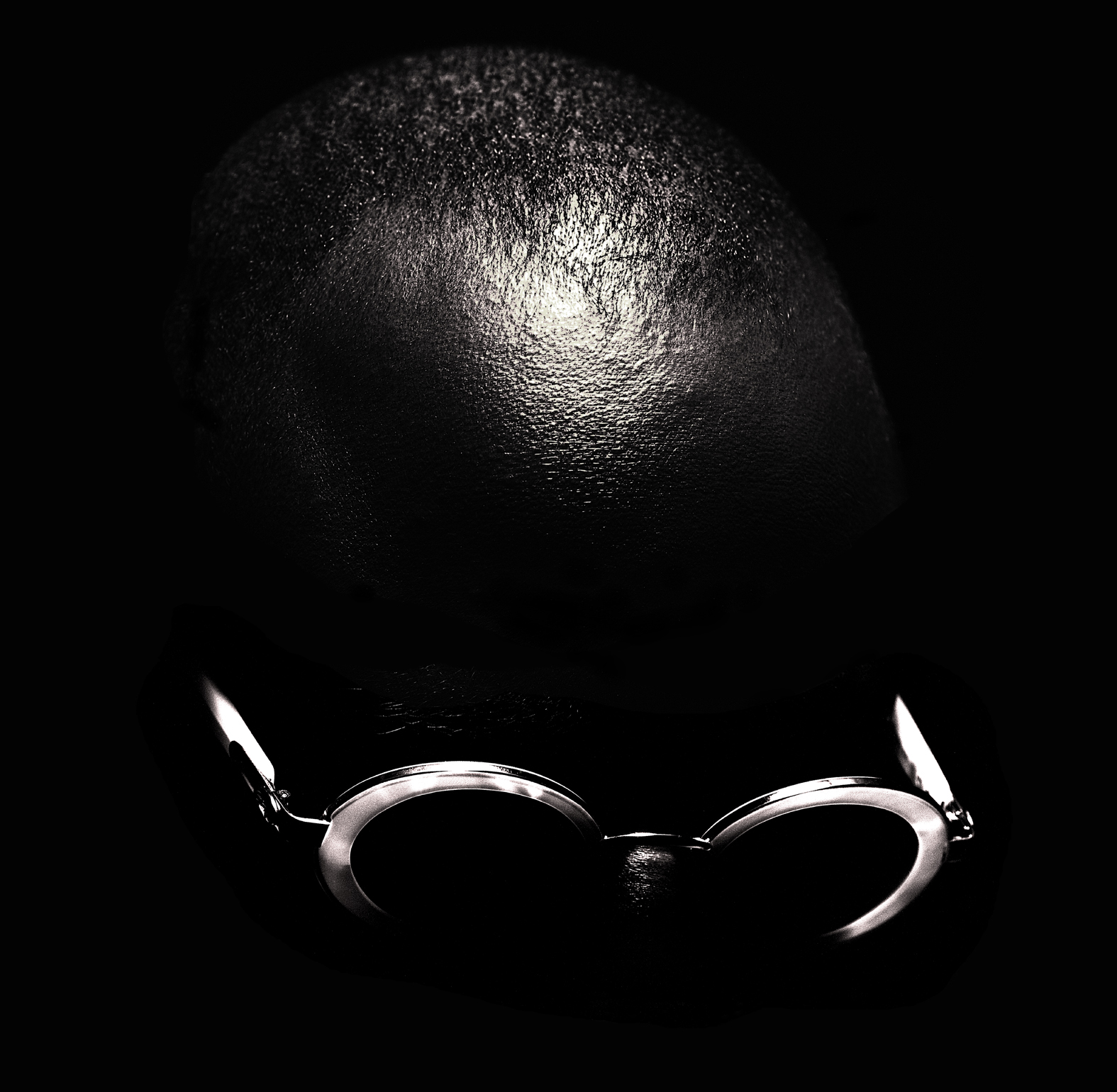 Ad campaign for glasses