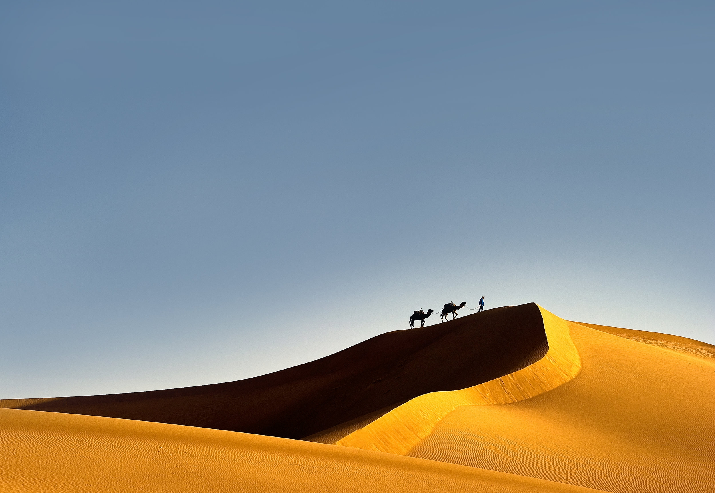 Moroccan Sahara for LXRY-magazine