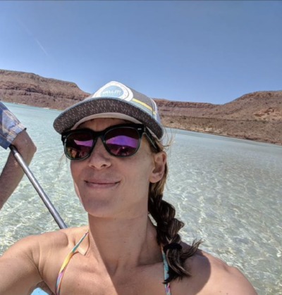 Eliza Sydney , Cycle Instructor