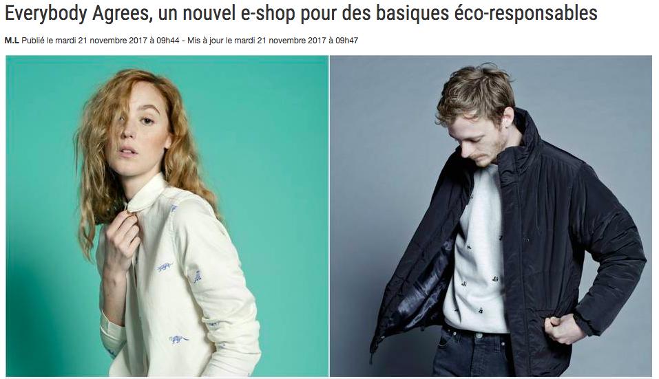 La Libre Belgique - FIND THE ARTICLE HERE