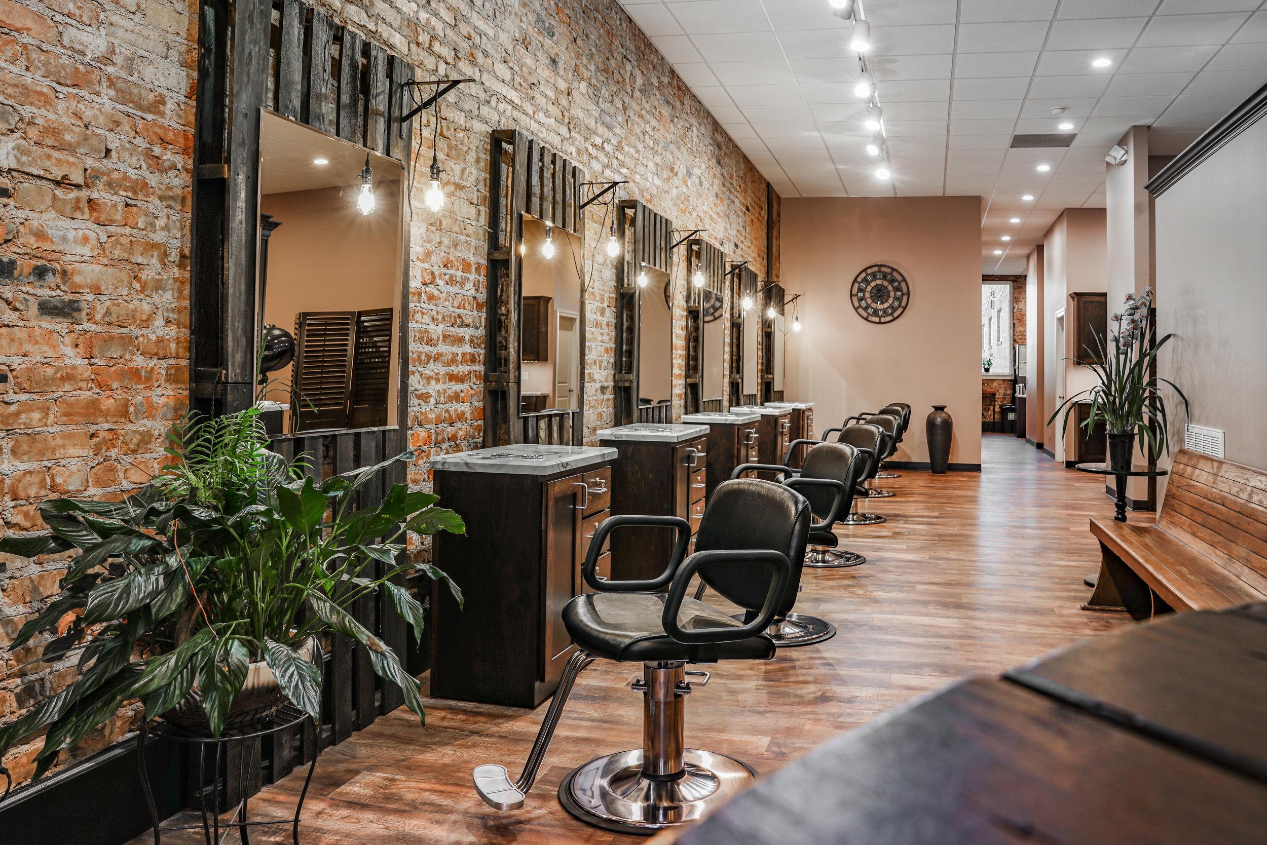 Aspire Salon