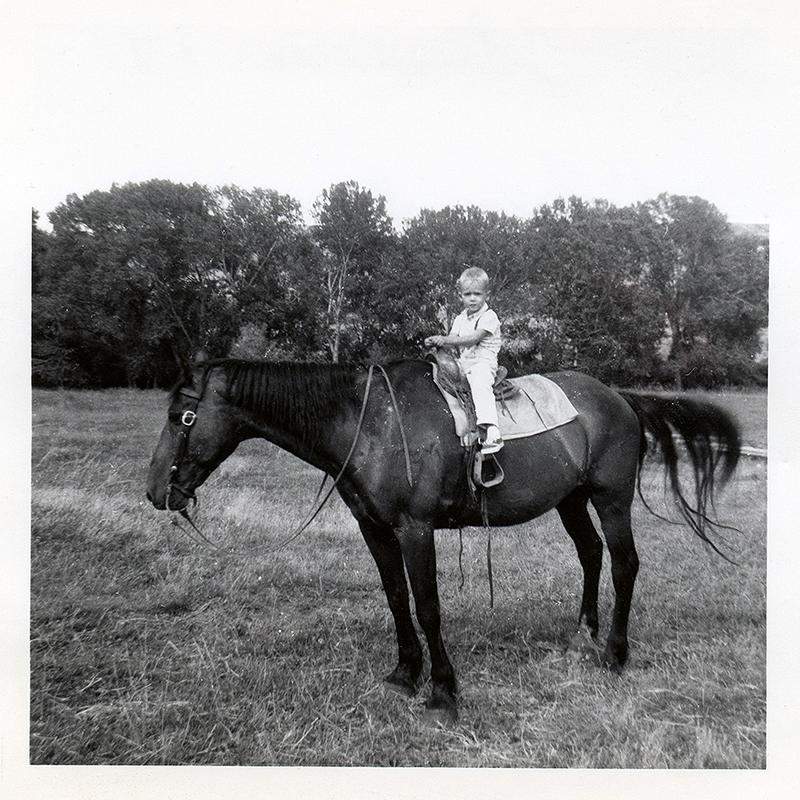 Dad, 1964