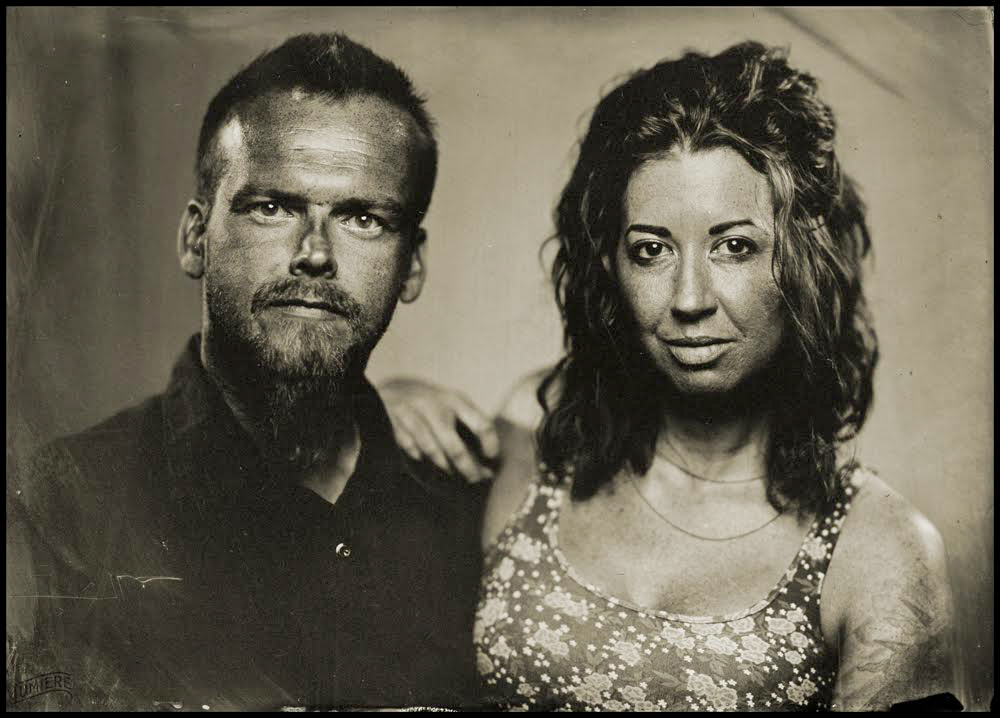Tin type by Lumiere Tintype Photography