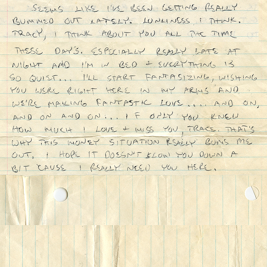 A love letter from my father to my mother