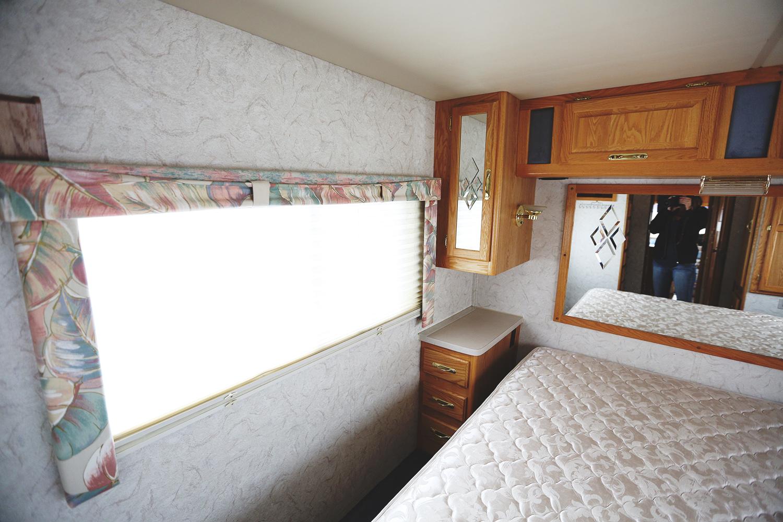 Serenica Landship: Bedroom looking left