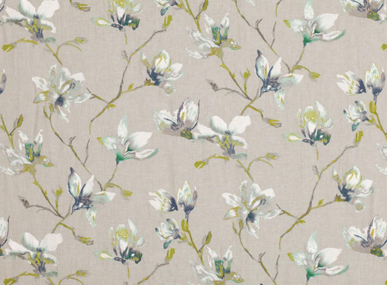 Saphira Embroidery Jade 7748/04