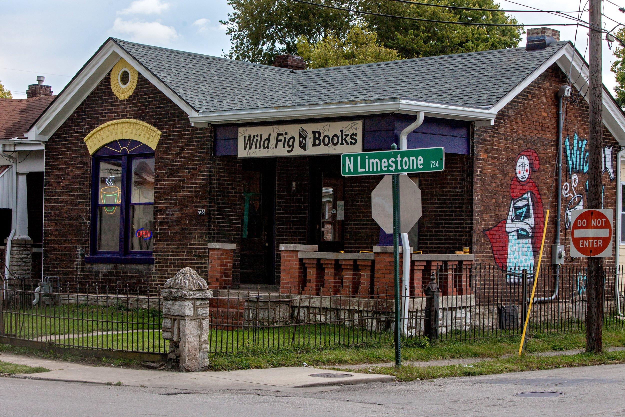 Wild Fig Books + Coffee;courtesy: Kris Nonn