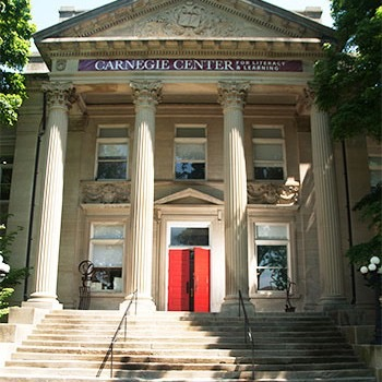 Carnegie Center for Literacy and Learning.   Courtesy: Carnegie Center for Literacy and Learning