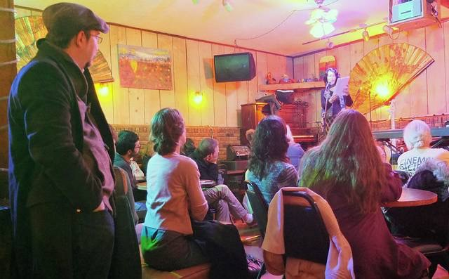 Holler Poets Series at Al's Bar. C  ourtesy: Lexington Herald-Leader