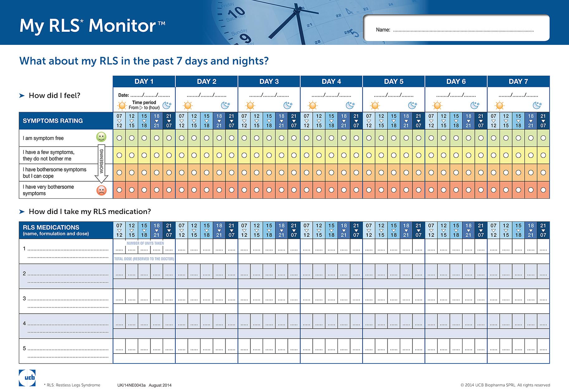 RLS Monitor
