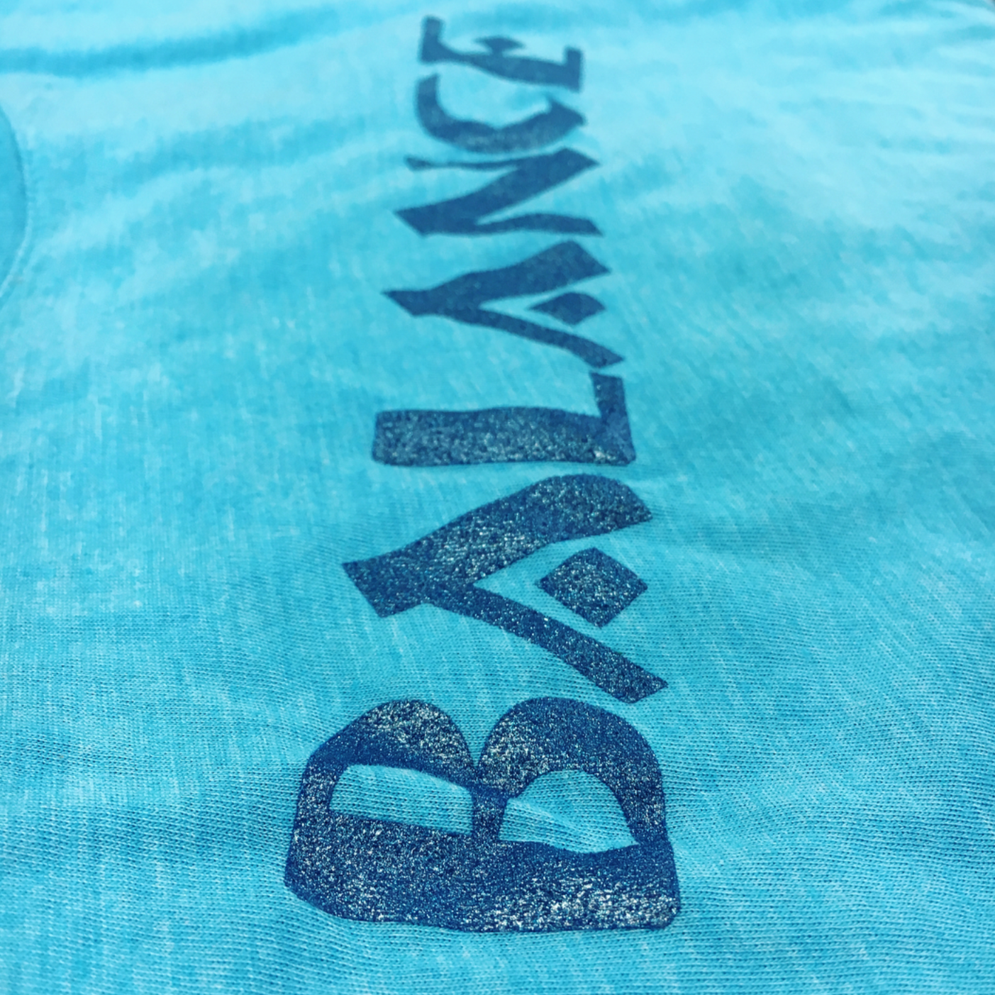 Shimmer prints - From Silver and Gold to our custom line of Electric Shimmer inks, make your next print stand out.