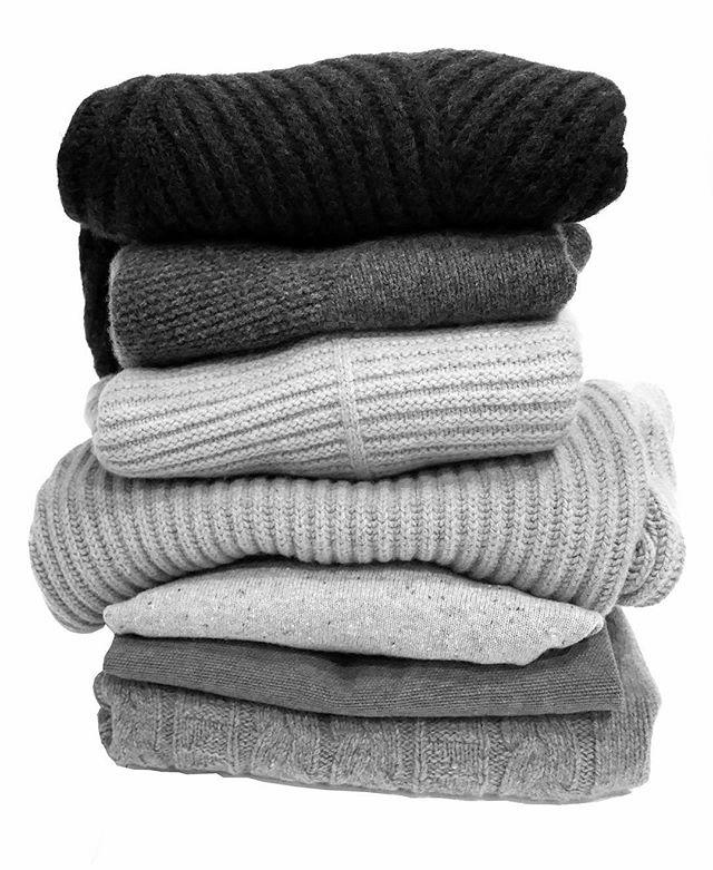 Classic crew neck | #silverflint #knitwear #manchester #menswear #menstyle #mensfashion