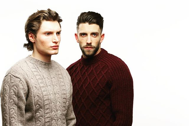Textures | Silverflint AW17  #mensfashion #knitwear #manchester #menswear #menstyle #silverflint #AW17