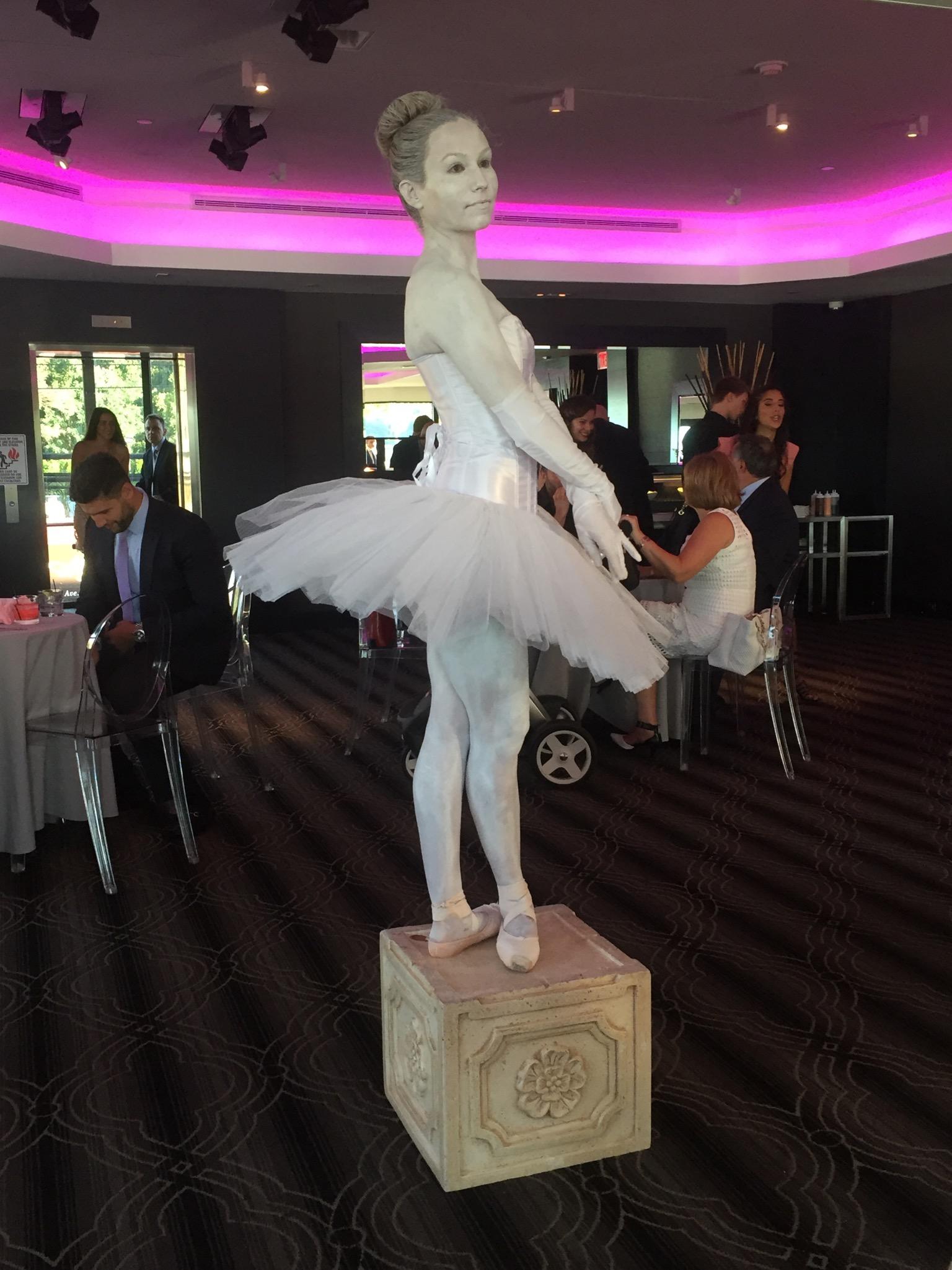 Ballerina Living Statue.JPG