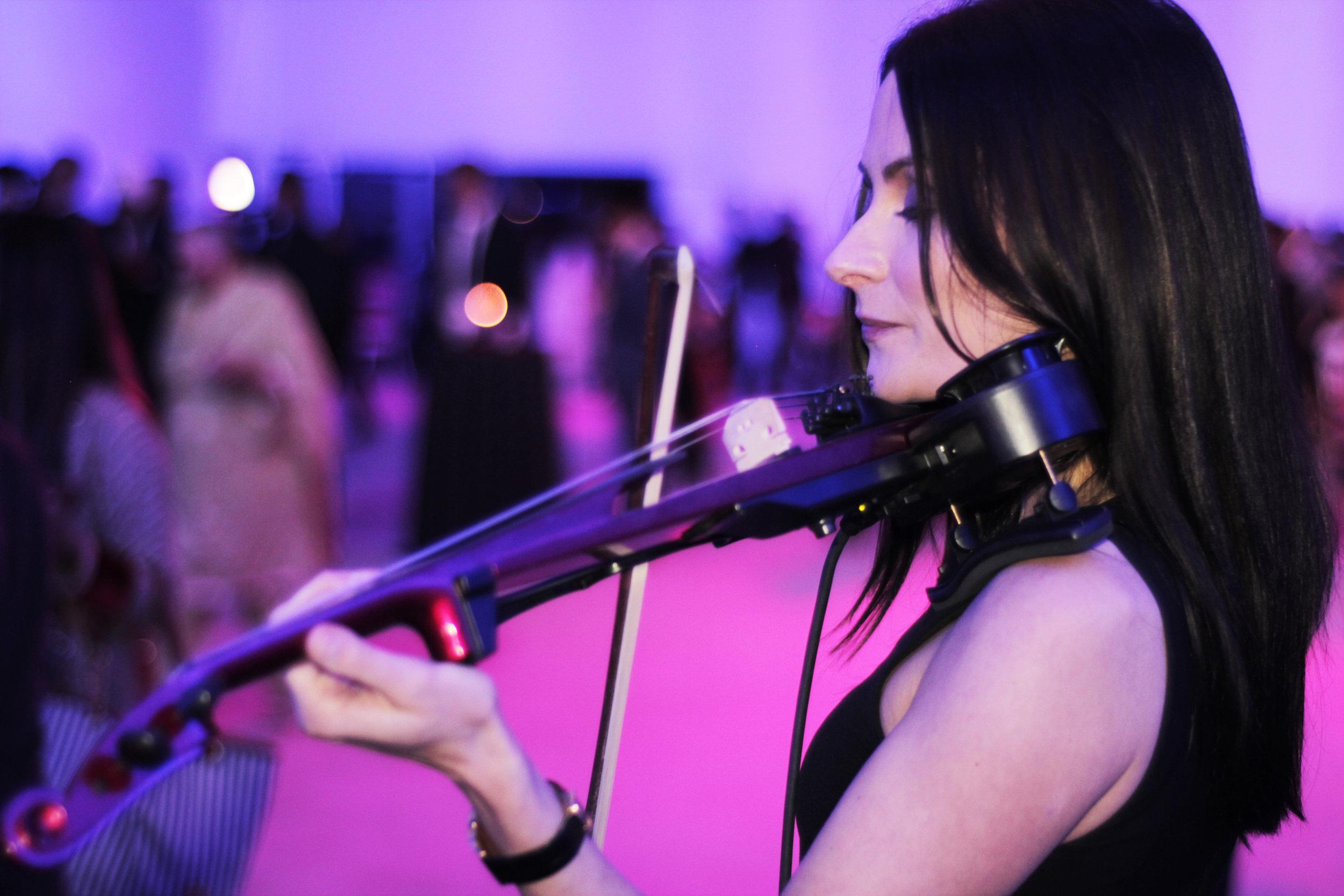 LED Electric Violin