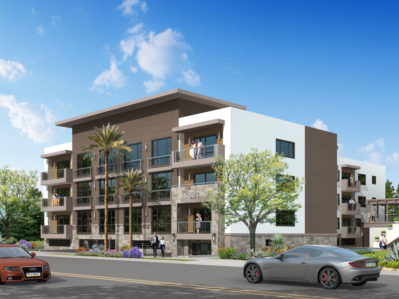821 3rd - 821 3rd St, Santa Monica, CA 90403$16,500,000 | 27 Units
