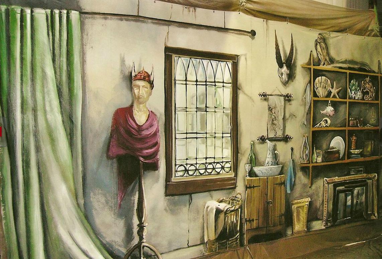 Rembrandt's Studio Set