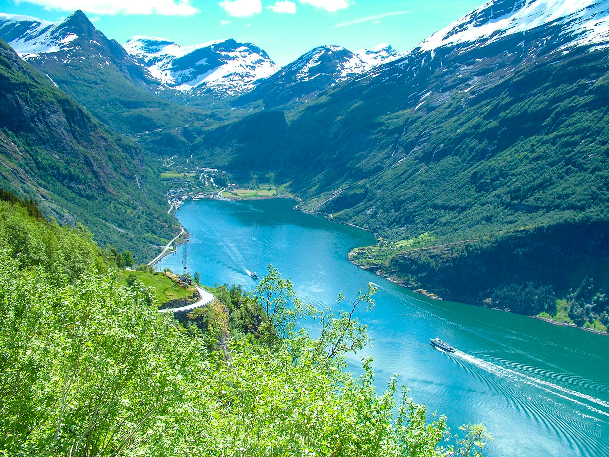Vestnorsk fjordlandskap (2005)