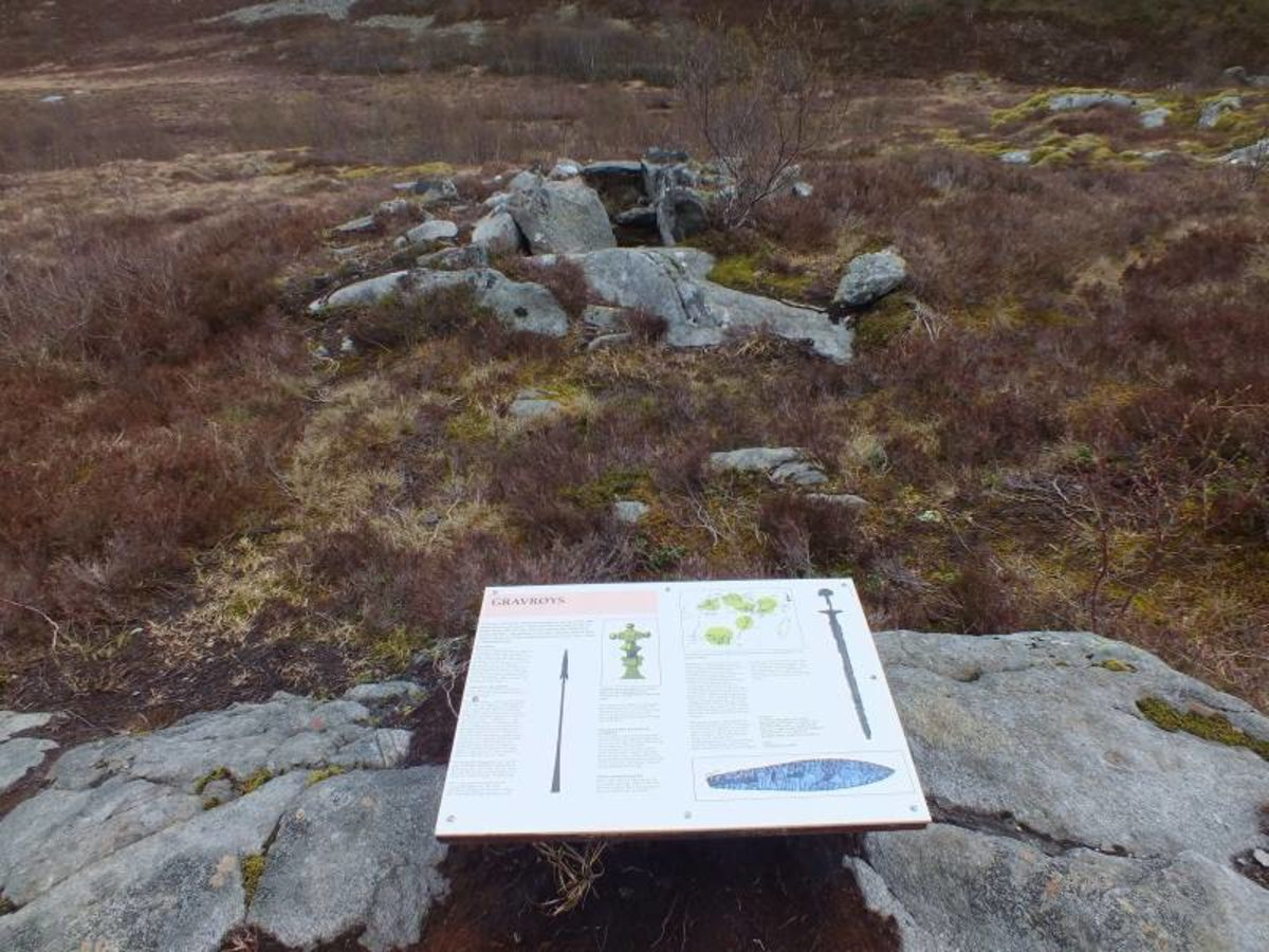 steinalderstien - Sted: ÅkvikaTid: ca. 50 min t/r.Startsted: 200 meter før Åkvika, Vika.