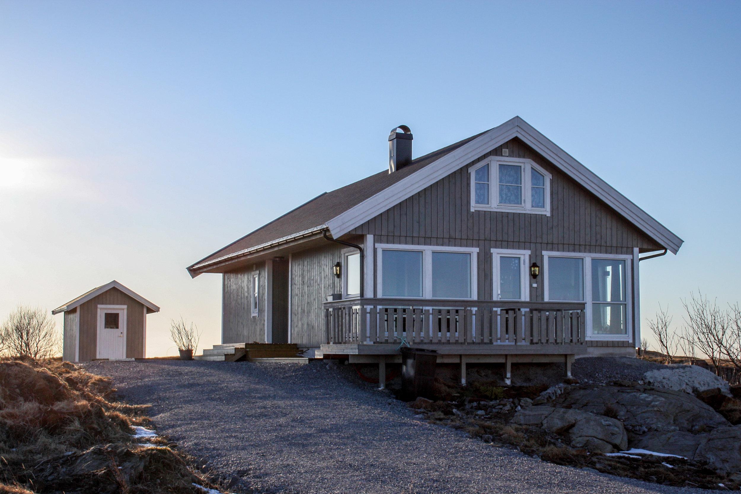 VesterØYen - Gardsøy