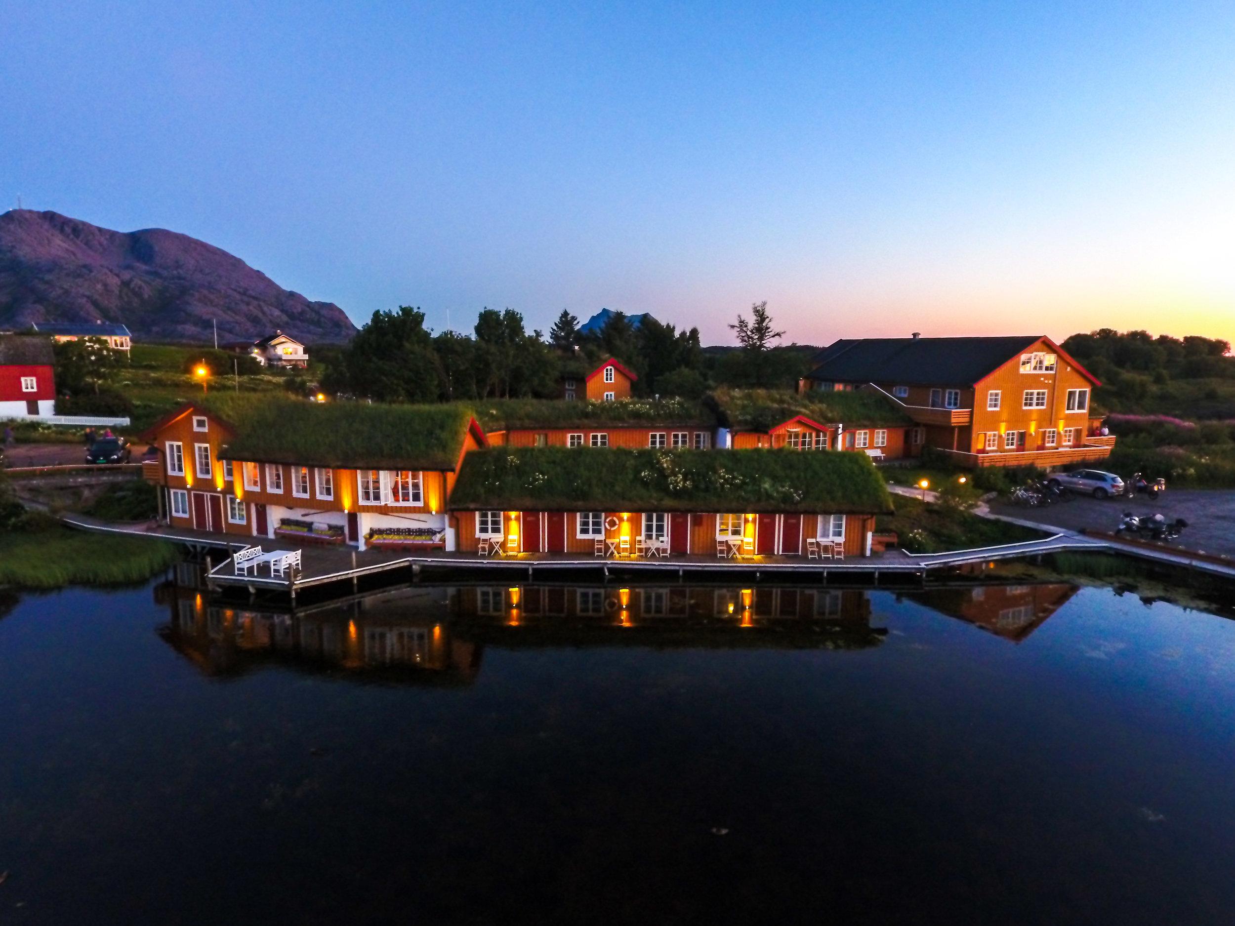 Vega Havhotell, Viksås