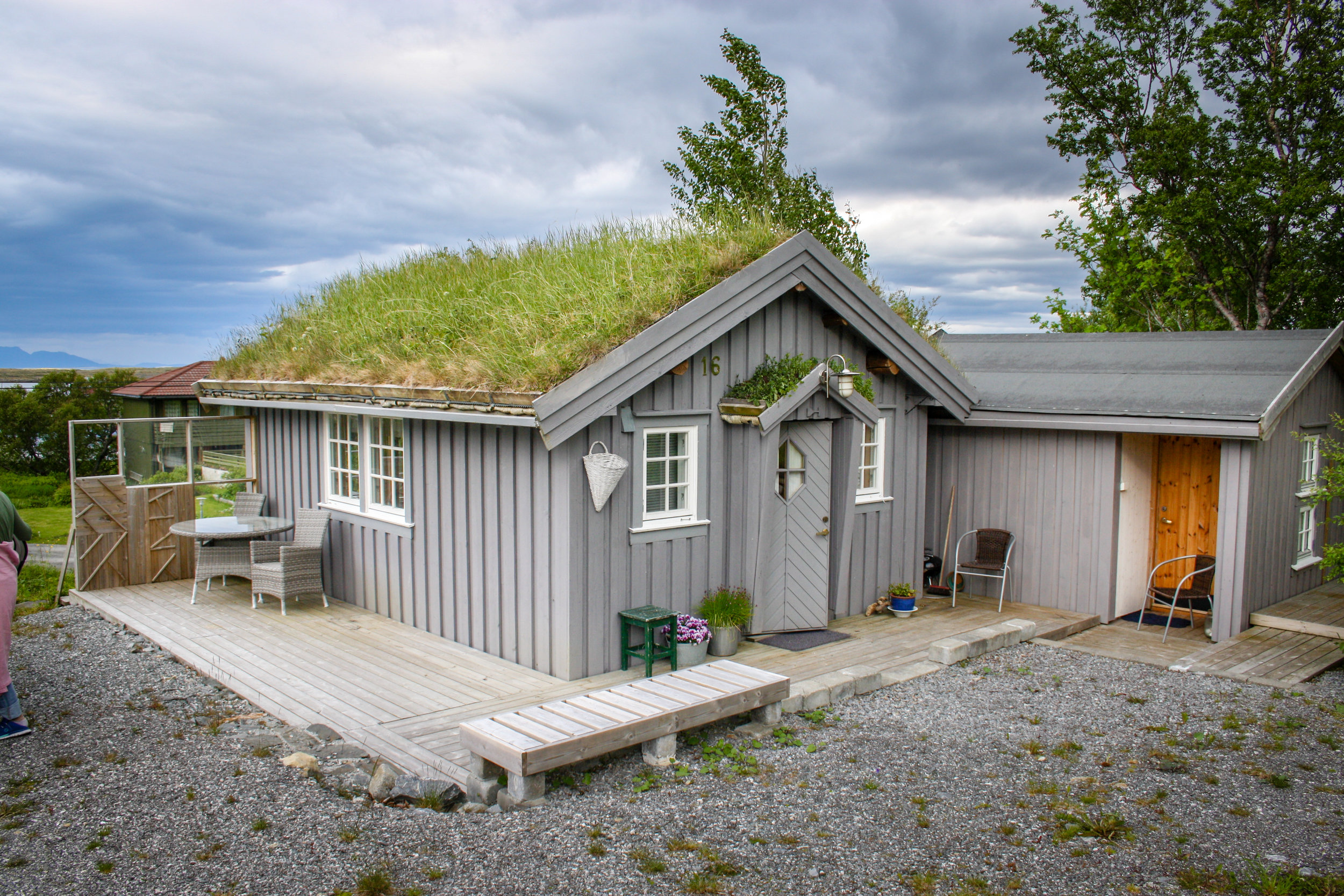 Hytte med anneks - Nes/Holand